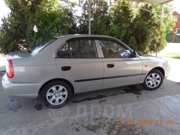 Hyundai Accent, 2008 год, 355 000 руб.
