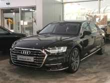 Тюмень Audi A8 2018