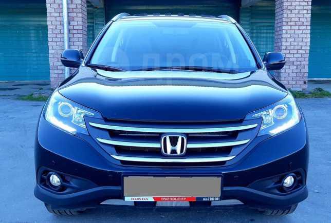 Honda CR-V, 2014 год, 1 325 000 руб.