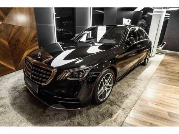 Mercedes-Benz S-Class, 2019 год, 9 857 945 руб.