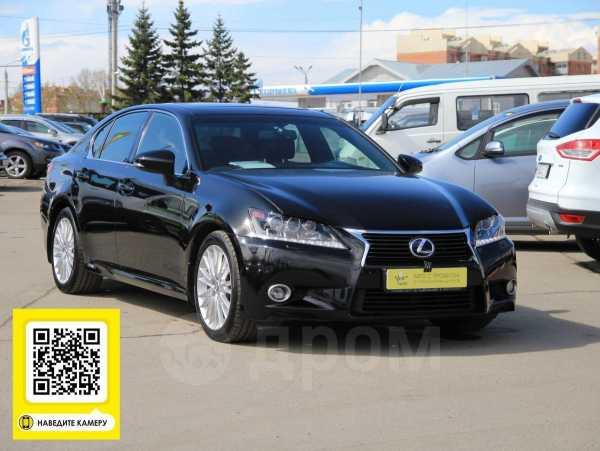 Lexus GS450h, 2012 год, 1 369 000 руб.