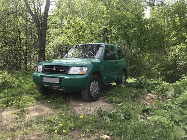 Mitsubishi Pajero, 2000 год, 499 000 руб.