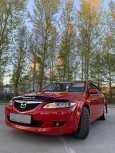 Mazda Mazda6, 2004 год, 325 000 руб.