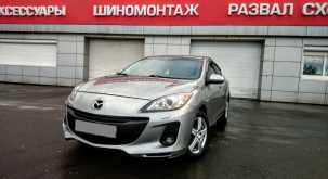 Братск Mazda3 2012