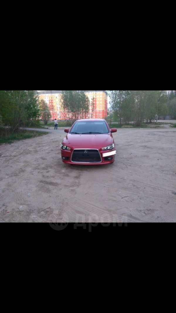 Mitsubishi Lancer, 2011 год, 455 000 руб.