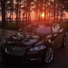 Новосибирск Jaguar XJ 2013