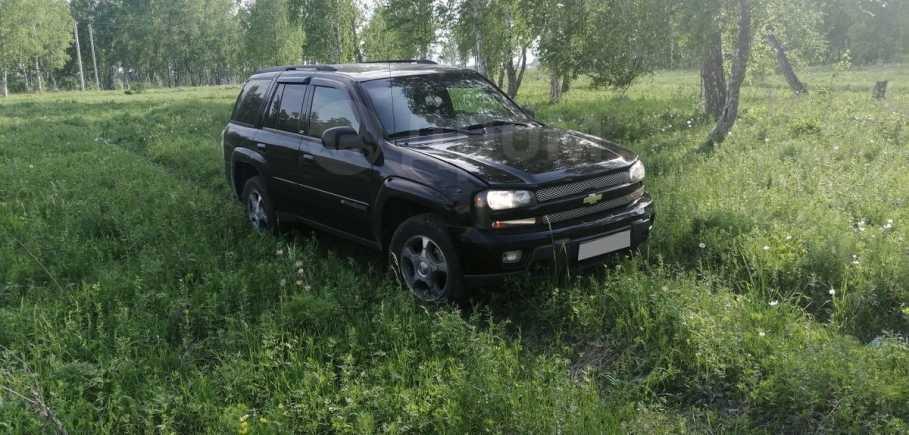 Chevrolet TrailBlazer, 2004 год, 365 000 руб.