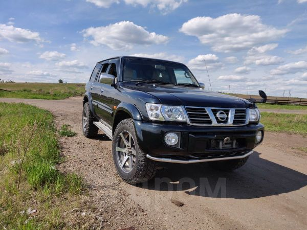 Nissan Safari, 2002 год, 1 200 000 руб.