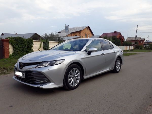 Toyota Camry, 2018 год, 1 780 000 руб.