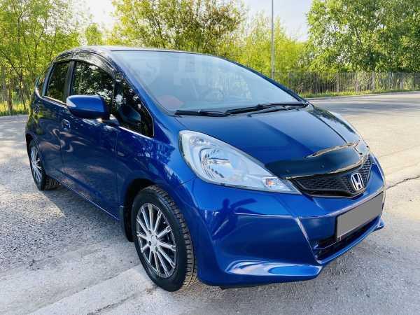 Honda Jazz, 2011 год, 579 000 руб.
