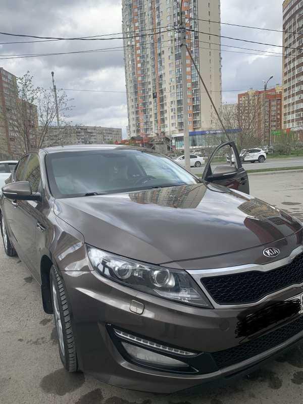 Kia Optima, 2013 год, 860 000 руб.