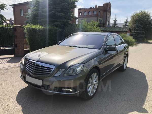 Mercedes-Benz E-Class, 2009 год, 930 000 руб.