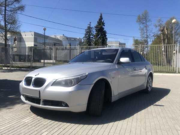 BMW 5-Series, 2005 год, 470 000 руб.