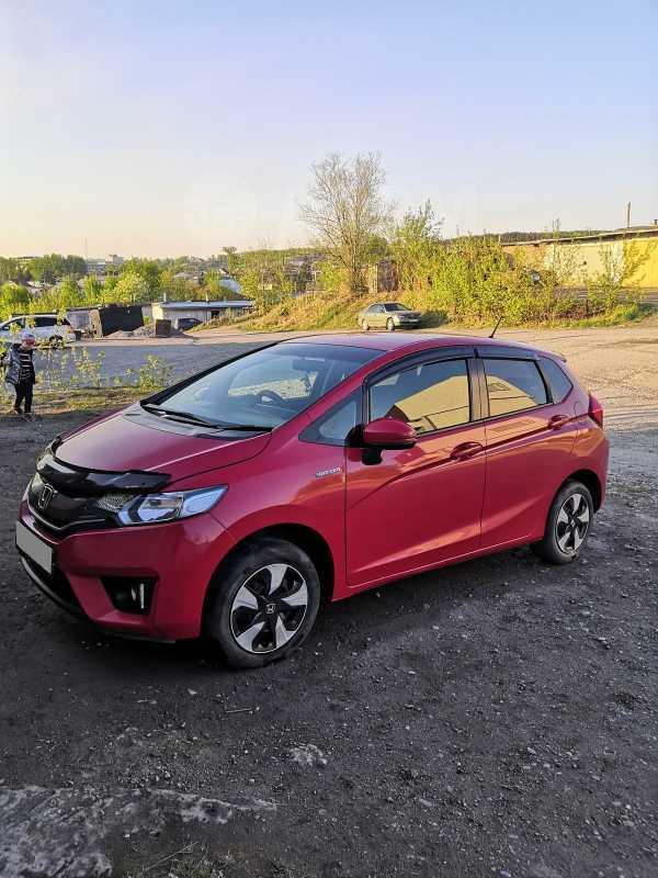 Honda Fit, 2014 год, 699 999 руб.