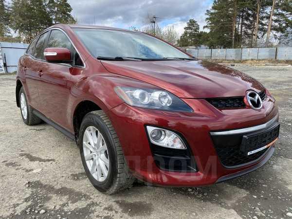 Mazda CX-7, 2011 год, 789 000 руб.