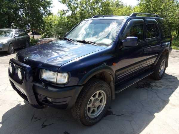Opel Frontera, 1997 год, 460 000 руб.