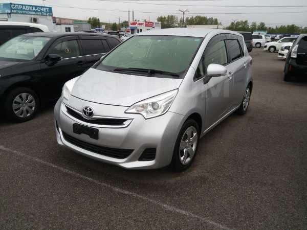 Toyota Ractis, 2015 год, 658 000 руб.