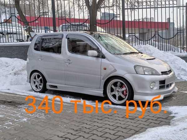 Daihatsu YRV, 2001 год, 340 000 руб.