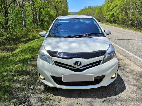 Toyota Vitz, 2011 год, 471 000 руб.