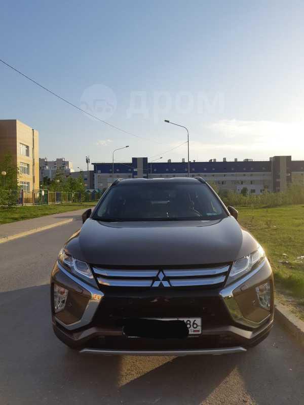 Mitsubishi Eclipse Cross, 2018 год, 1 770 000 руб.