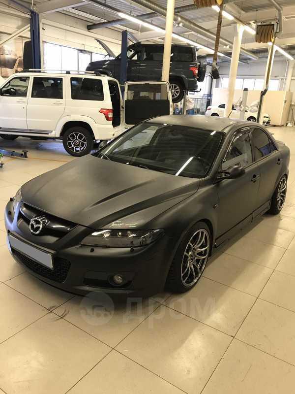 Mazda Mazda6 MPS, 2007 год, 495 000 руб.