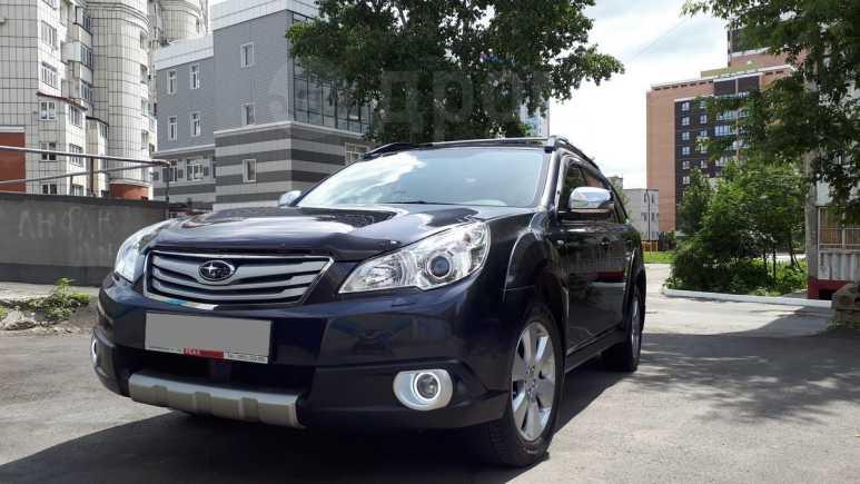 Subaru Outback, 2012 год, 1 350 000 руб.