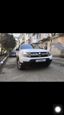 Симферополь Duster 2018