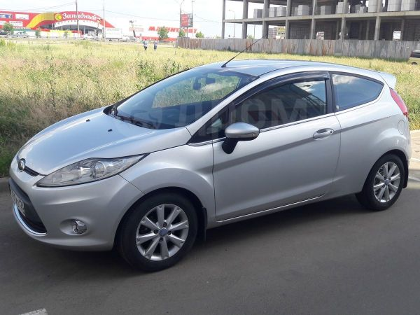 Ford Fiesta, 2008 год, 350 000 руб.
