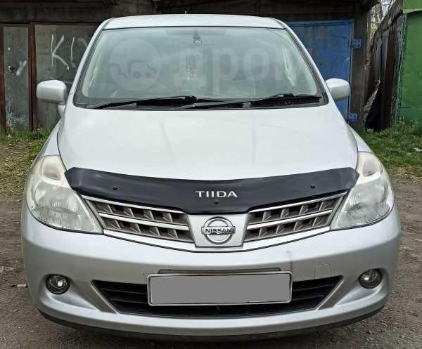Nissan Tiida Latio, 2010 год, 465 000 руб.