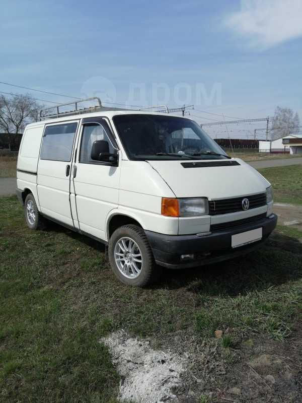 Volkswagen Transporter, 1991 год, 320 000 руб.