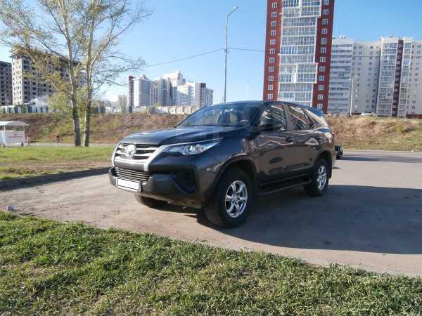 Toyota Fortuner, 2019 год, 2 098 000 руб.