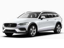 Москва Volvo V60 2020
