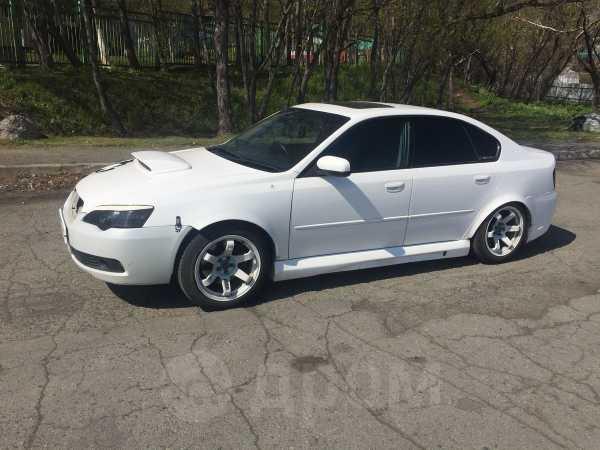 Subaru Legacy B4, 2003 год, 310 000 руб.