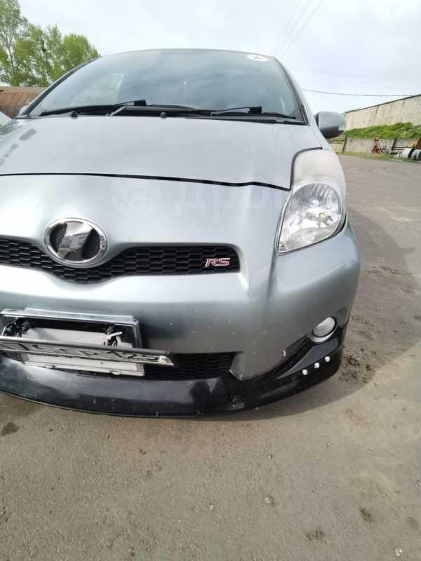 Toyota Vitz, 2007 год, 430 000 руб.