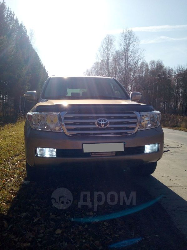 Toyota Land Cruiser, 2008 год, 1 740 000 руб.