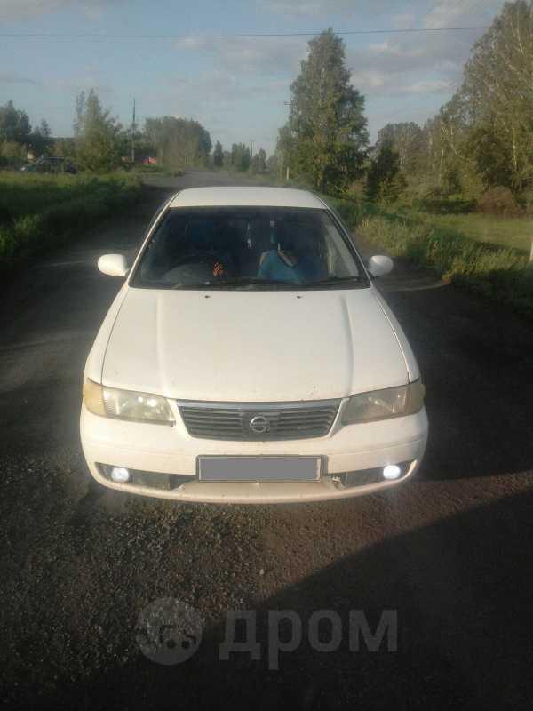 Nissan Sunny, 2002 год, 102 500 руб.