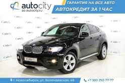 Новосибирск BMW X6 2012