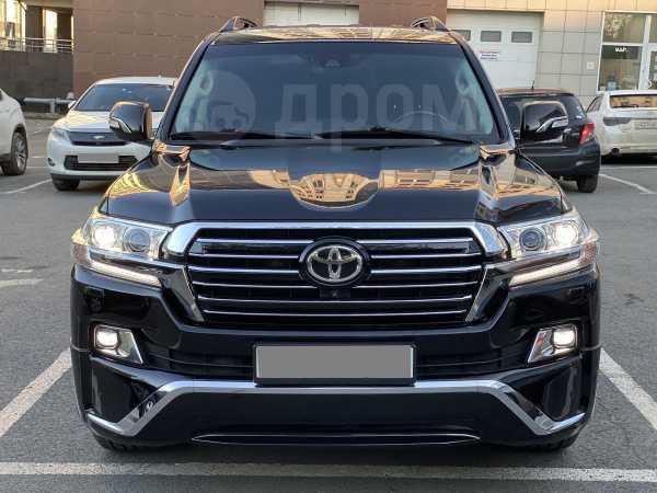 Toyota Land Cruiser, 2016 год, 4 099 000 руб.