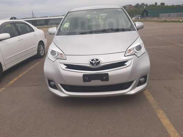 Toyota Ractis, 2016 год, 610 000 руб.