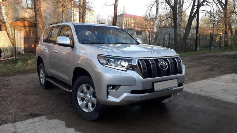 Toyota Land Cruiser Prado, 2018 год, 3 300 000 руб.