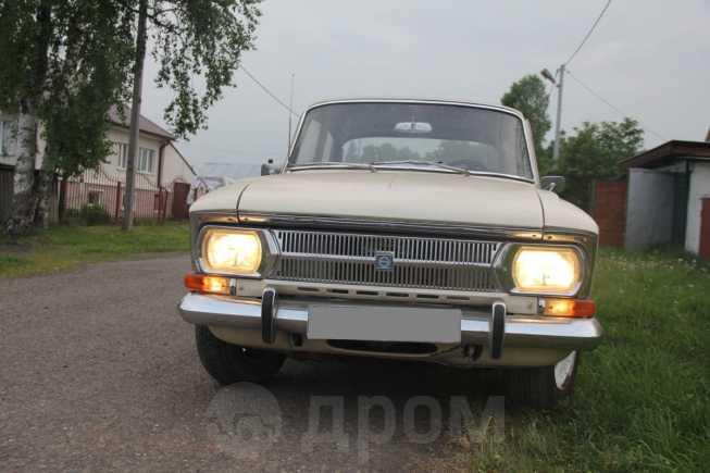 Москвич 412, 1991 год, 35 000 руб.