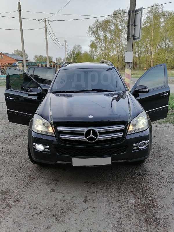 Mercedes-Benz GL-Class, 2007 год, 750 000 руб.