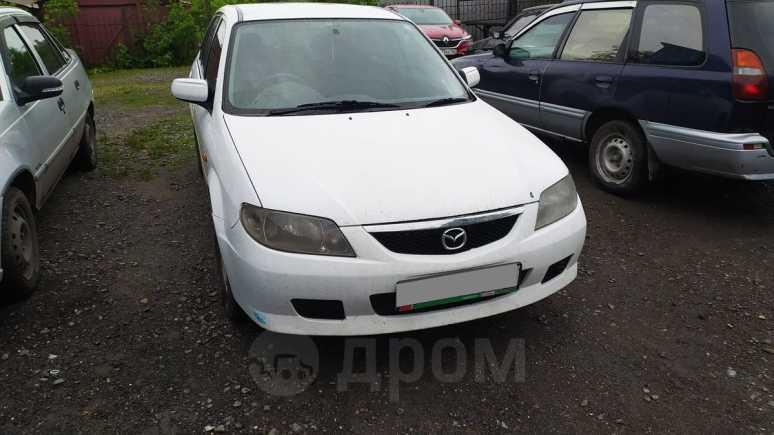 Mazda Familia S-Wagon, 2002 год, 176 000 руб.