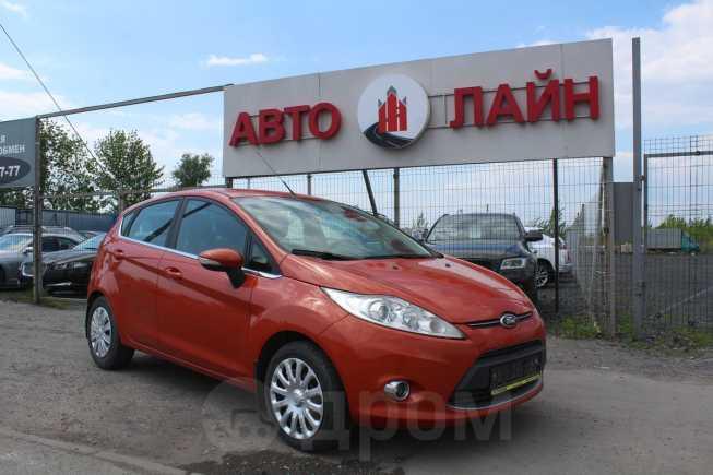 Ford Fiesta, 2012 год, 470 000 руб.