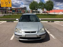 Москва Honda Civic 1996