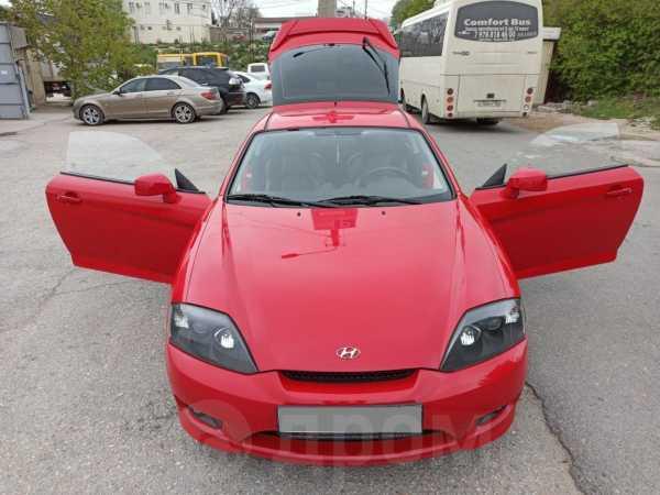 Hyundai Coupe, 2006 год, 445 000 руб.