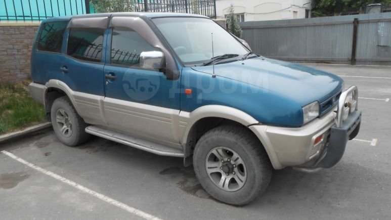 Nissan Mistral, 1996 год, 300 000 руб.