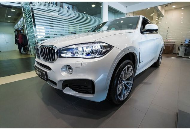 BMW X6, 2019 год, 6 897 960 руб.
