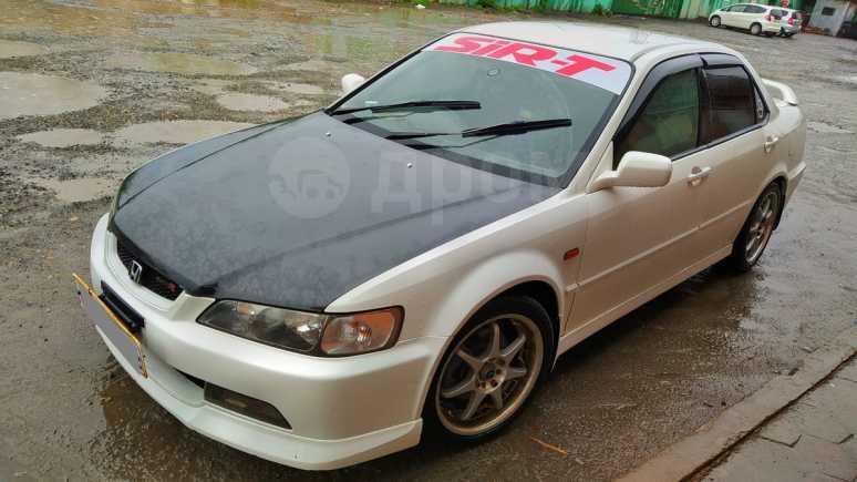 Honda Torneo, 2000 год, 295 000 руб.
