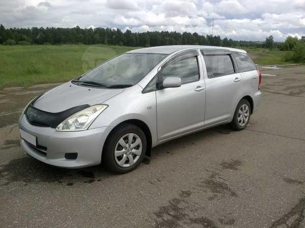 Toyota Wish, 2008 год, 657 000 руб.